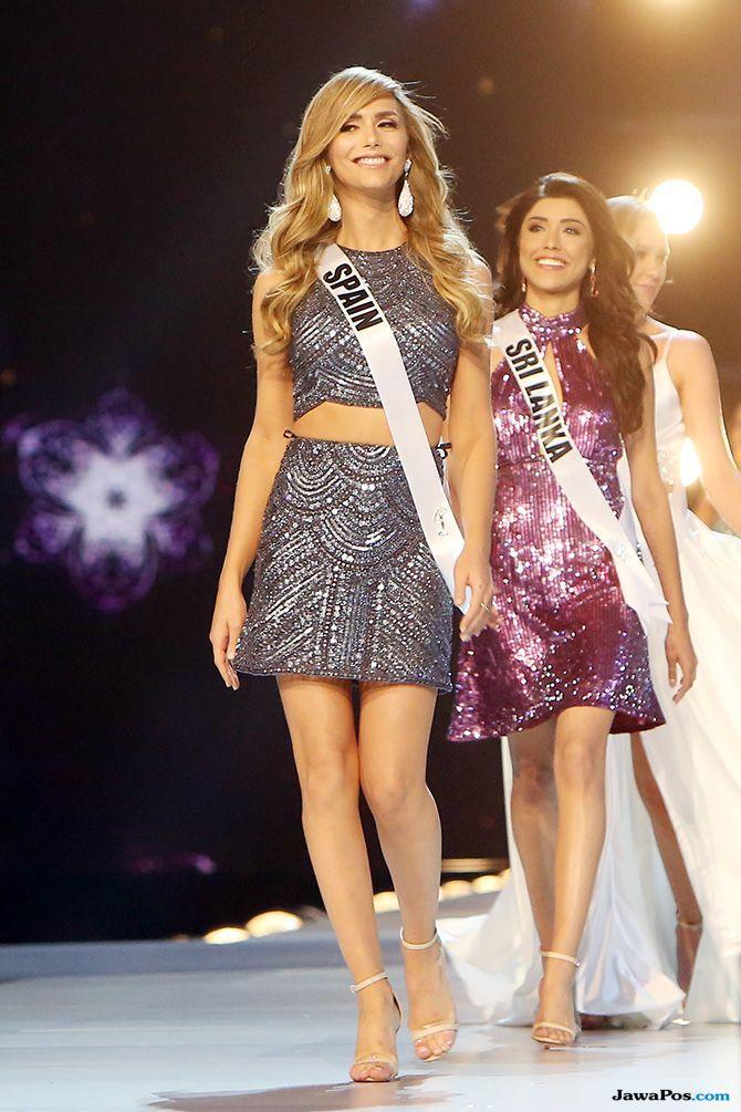 Demi Final Show Miss Universe, Wakil Indonesia Tak RaguAdu Busana
