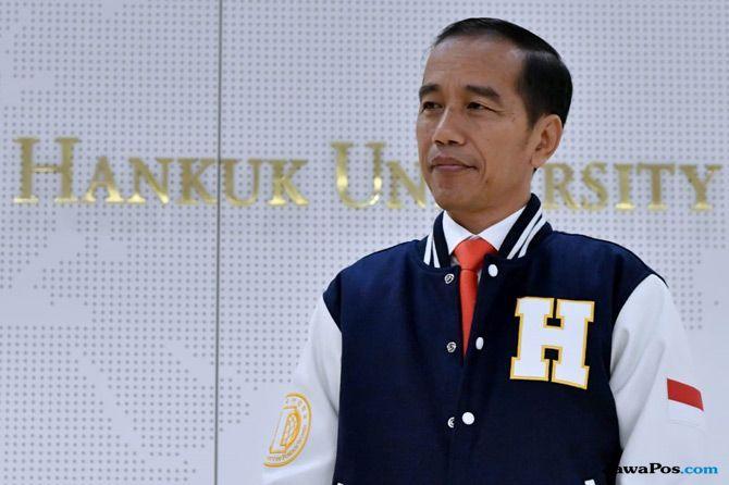 Demi Jokowi, Mahasiswa Korsel Hafalkan Lagu Halo-halo Bandung
