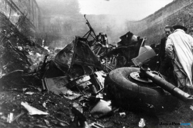 Kecelakaan pesawat, tragedi Superga