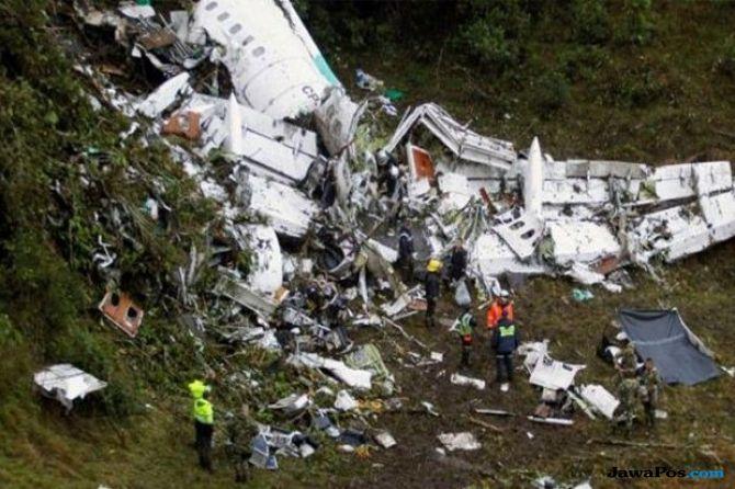 Kecelakaan pesawat, Tragedi Chapecoense