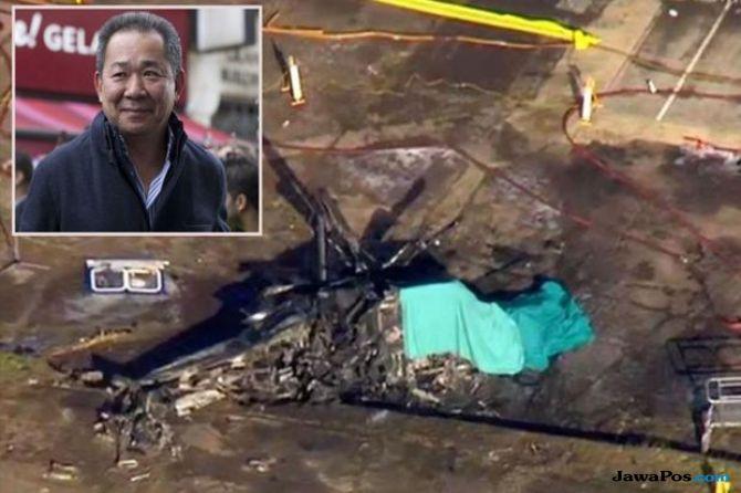 Kecelakaan pesawat, Tragedi Helikopter Vichai Srivaddhanaprabha