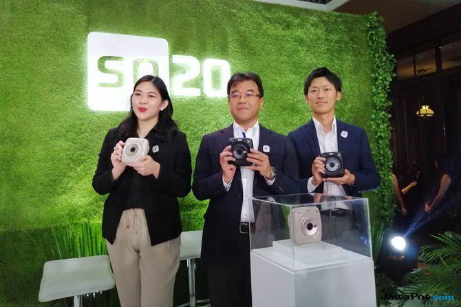 Instax Square SQ 20, Kamera Fujifilm Instax, Fujifilm Instax Square SQ 20