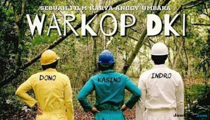 poster film Warkop DKI Reborn
