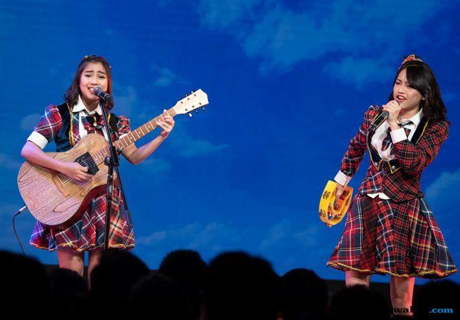 Inilah Proses Dibalik Pembuatan Lagu Lantang Milik JKT48 Acoustic