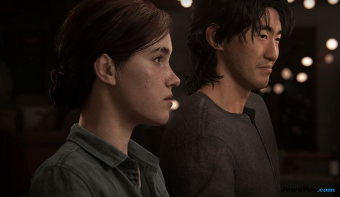The Last of Us Part II, PlayStation 4, game ps 4