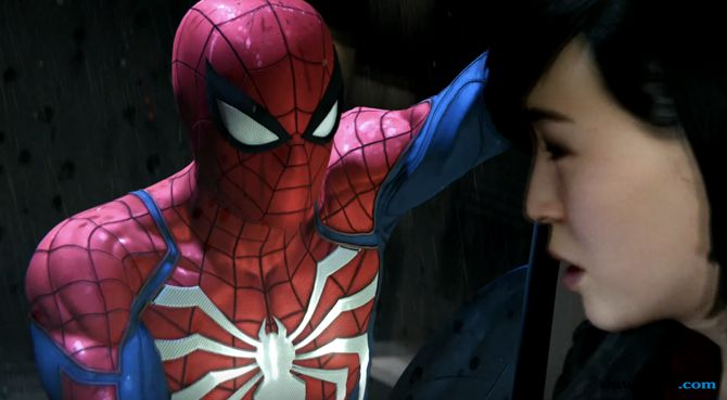 Spiderman, PlayStation 4, game ps 4