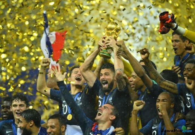 Piala Dunia 2018, Timnas Prancis