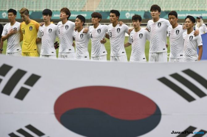 Piala Dunia 2018, Korea Selatan, Korsel, Asian Games 2018