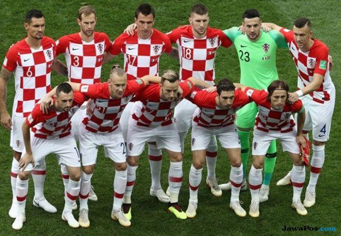 Piala Dunia 2018, Timnas Kroasia