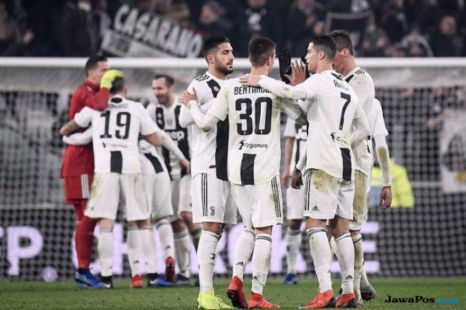 Serie A 2018-2019, Liga Italia, Juventus