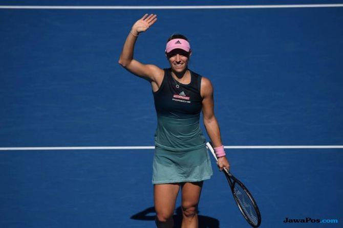 Tenis, Australia Terbuka 2019, Angelique kerber