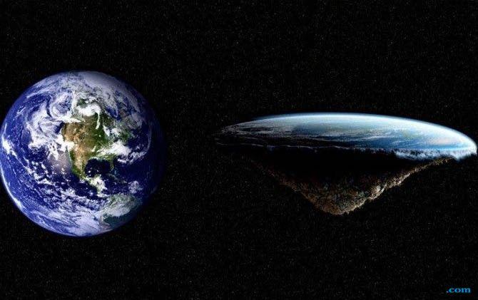 bumi datar
