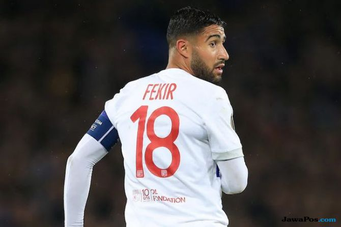 Olympique Lyon, Nabil Fekir