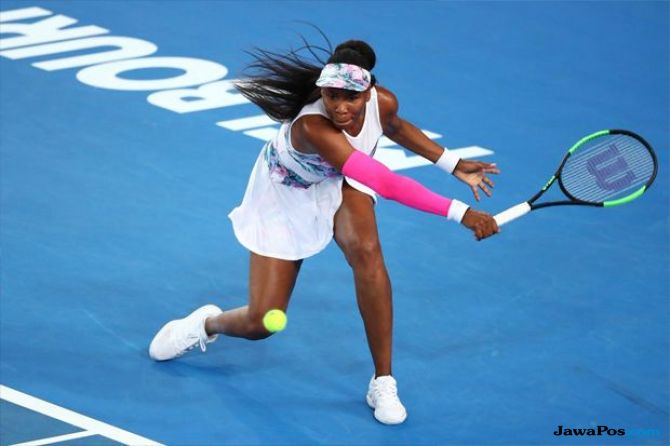 Tenis, Australia Terbuka 2019, Venus Williams