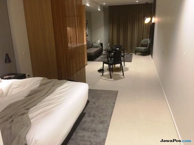 Melihat Mewahnya Hotel Iwan Sunito yang Mirip Tinggal di Apartemen