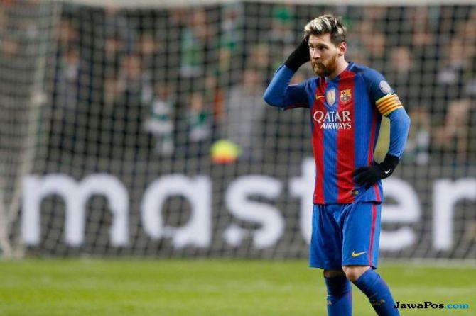 Timnas Argentina, Barcelona, Lionel Messi