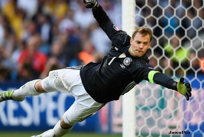 Bayern Muenchen, Timnas Jerman, Manuel Neuer