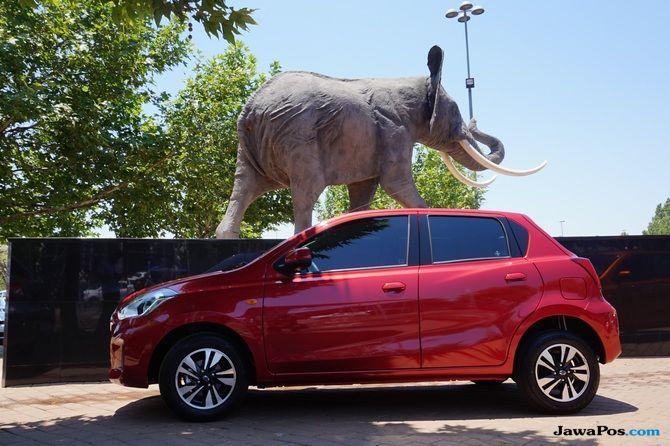 New Datsun Go, New Datsun Go+, Datsun, Datsun Indonesia, Afrika Selatan, Test Drive