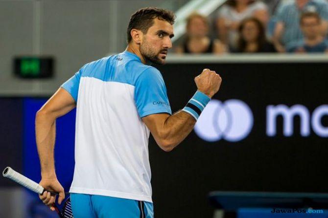 Tenis, Australia Terbuka 2019, Marin Cilic