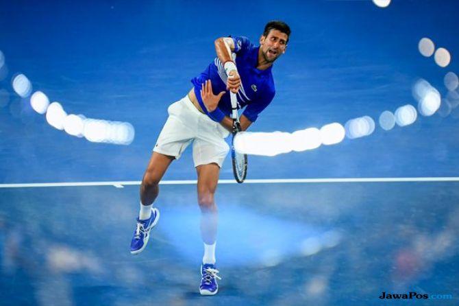 Tenis, Australia Terbuka 2019, Novak Djokovic