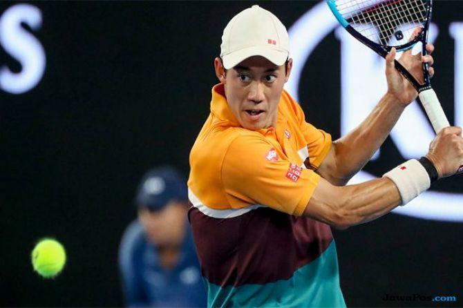 Tenis, Australia Terbuka 2019, Kei Nishikori