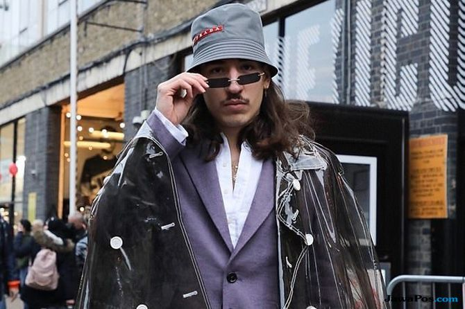 Hector Bellerin, Arsenal, London Fashion Week