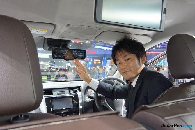 Nissan, New Nissan Terra, Teknologi Nissan