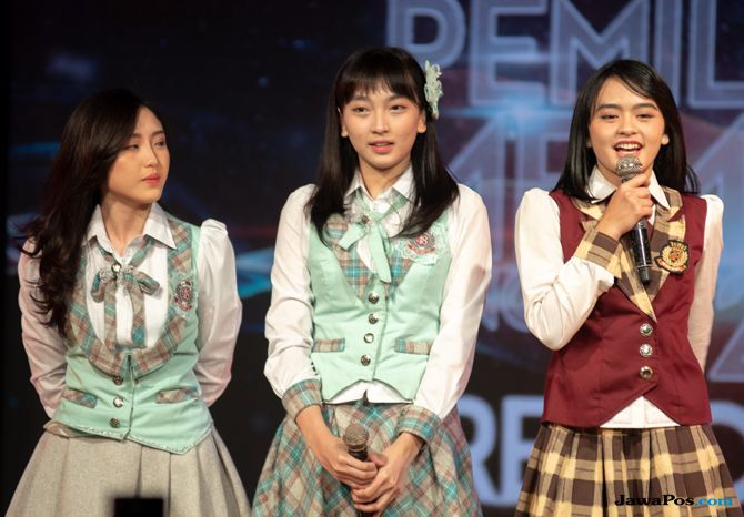 September Padat JKT48, Seru-Seruan Lewat Kompetisi Olah Raga