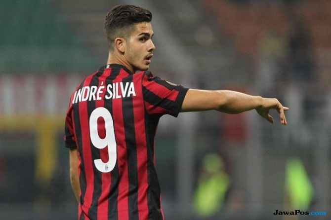 AC Milan, Andre Silva