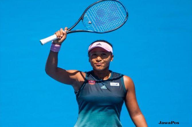 Tenis, Australia Terbuka 2019, Naomi Osaka