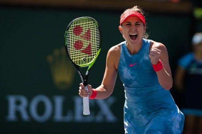 Tenis, Indian Wells Masters 2019, Belinda Bencic