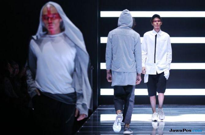 Usung Japan Street, Mario Kahitna Rilis Lini Pakaian Pria di PIMFW