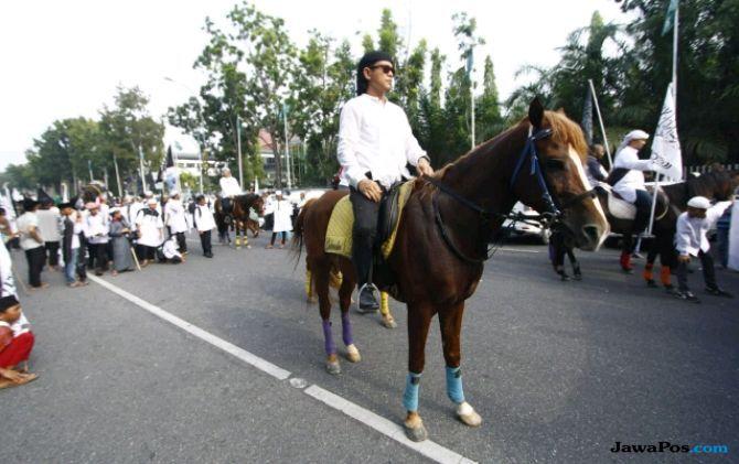 8 Kuda Jadi Perhatian Dalam Penggalangan  Dana Palu-Donggala Saat CFD