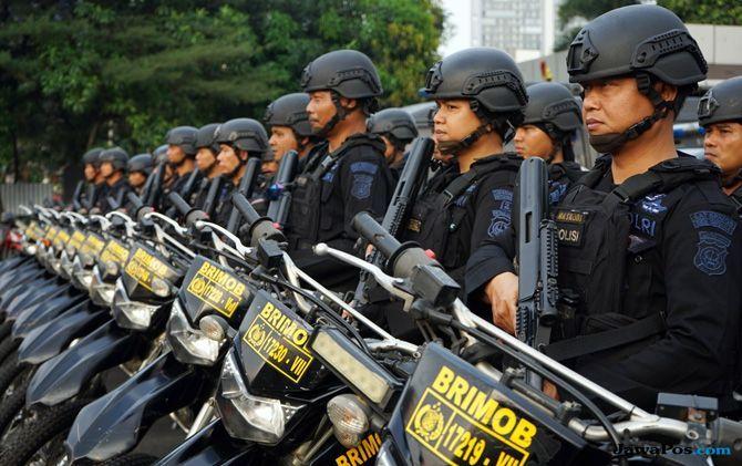 94.946 Polisi Kawal Nataru, IDI Sentil soal Posko Kesehatan