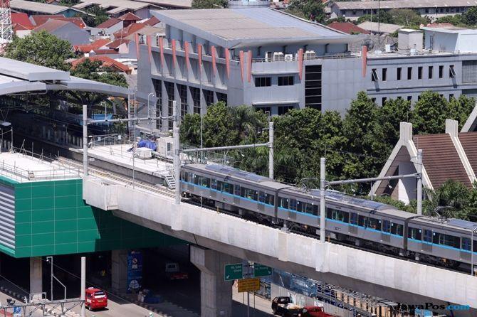954 Ribu Tiket MRT Sudah Dicetak, Awal Maret Bisa Digunakan