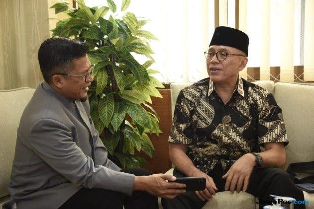 Aa Gym Percaya Iwan Bule Jadi Penjabat Gubernur Jawa Barat