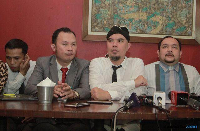 Ahmad Dhani Sebut Perlakuan Penyidik Polda Jawa Timur Berlebihan