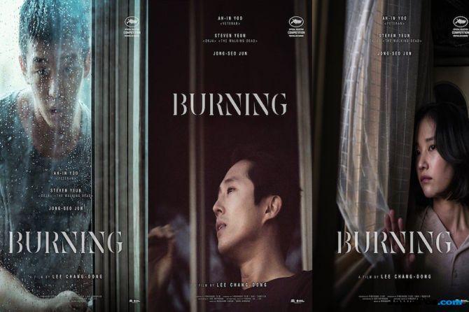 Akting di Burning, Steven Yeun Raih Penghargaan Best Supporting Actor