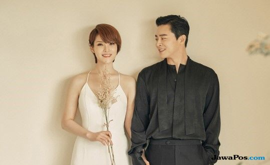 Aktor Jo Jung Suk dan Penyanyi Gummy Sudah Melangsungkan Pernikahan
