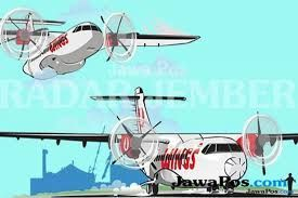 Alami Kerusakan, Pesawat Wings Air Makassar - Kolaka Putar Balik