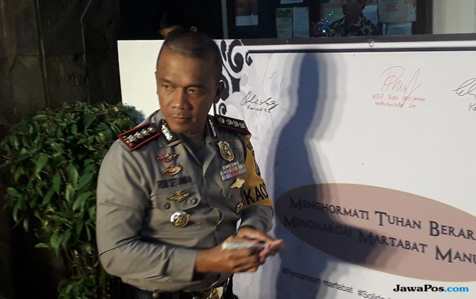 Amankan Debat Pilgub Jatim, Polisi Kerahkan 1.000 Personel