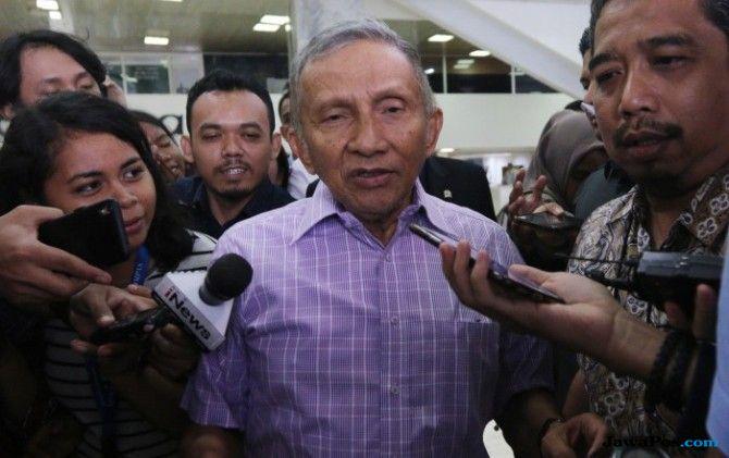 Amien Rais: SBY 10 Tahun Memimpin Negeri Ini, Tidak Ada yang Negatif