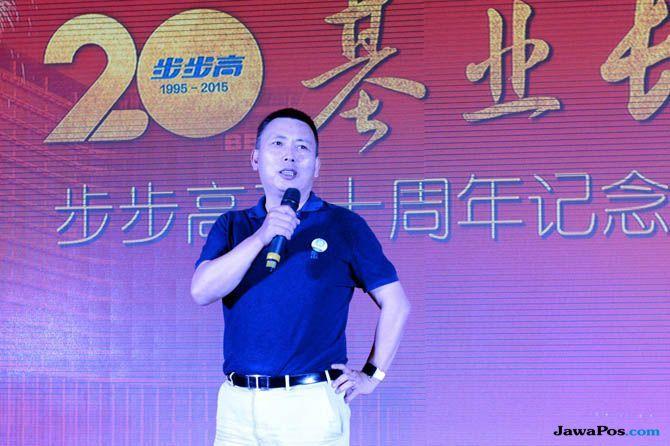 BBK Electronics, Duan Yongping, dinasti smartphone tiongkok