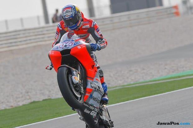 Andrea Dovizioso, Si Penjinak Motor Ducati