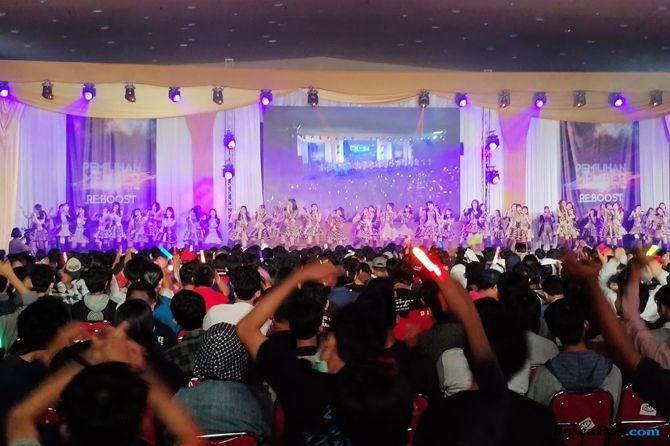 Apakah Kalian Sanggup Memenuhi Harapan sang Ratu JKT48?