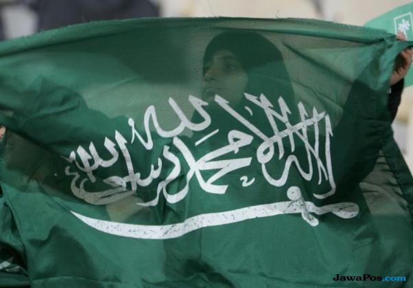 arab saudi hukum aktivis