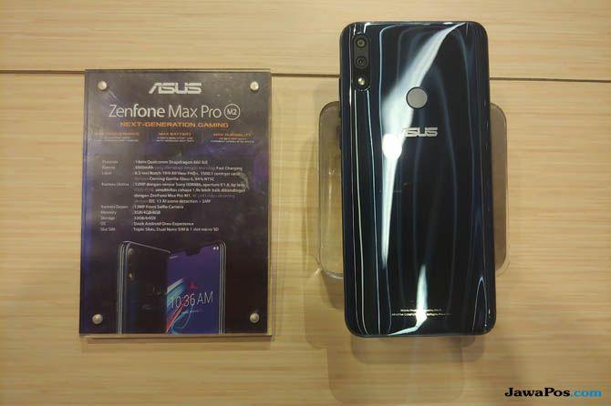 Asus Zenfone Max Pro M2, Asus smartphone terbaru, Asus Zenfone Max Pro M2 harga