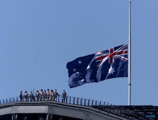 australia, tel aviv, kedutaan besar,