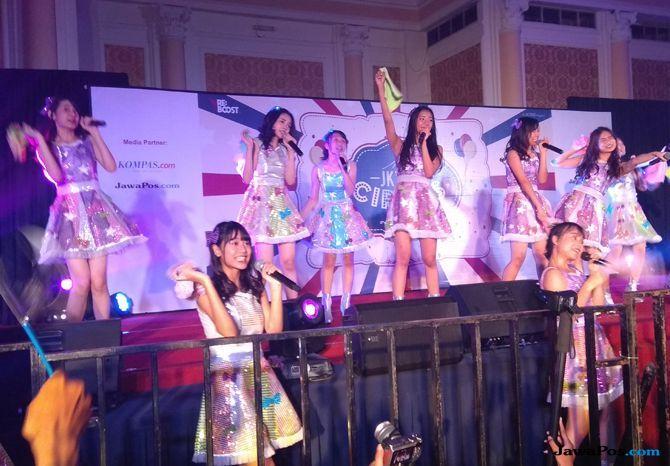 Ayana Sebut Jaga Komunikasi dengan Fans Bikin JKT48 Circus Sukses