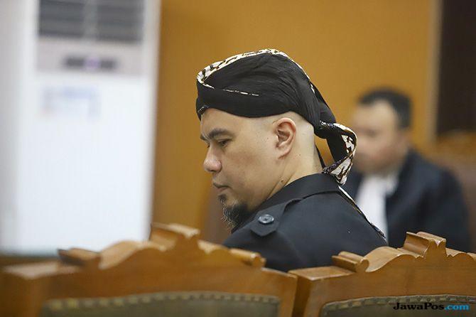 Banding, Kini Ahmad Dhani Jadi Tahanan Pengadilan Tinggi DKI